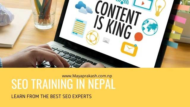 seo training in nepal learn from the best seo experts