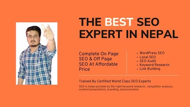 About The Best SEO Expert in Nepal 2020 - Mayaprakash Panth