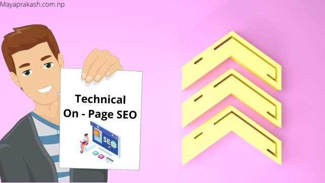 technical on page seo