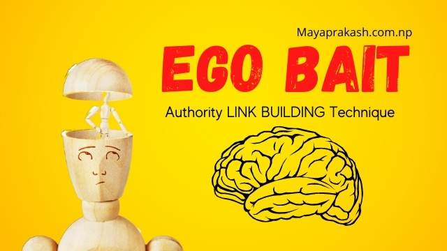 Ego Bait Link Building Method 2021 - Get High Authority Backlinks