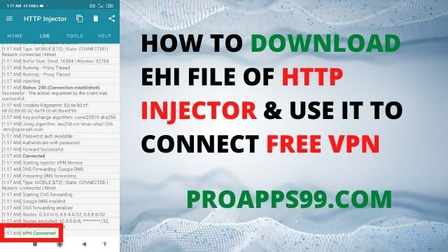 Download Ehi File For HTTP Injector February 2021 - Latest (1 Month)