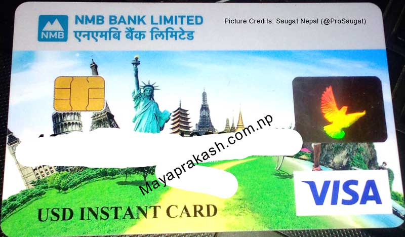 usd instant card mastercard in nepal